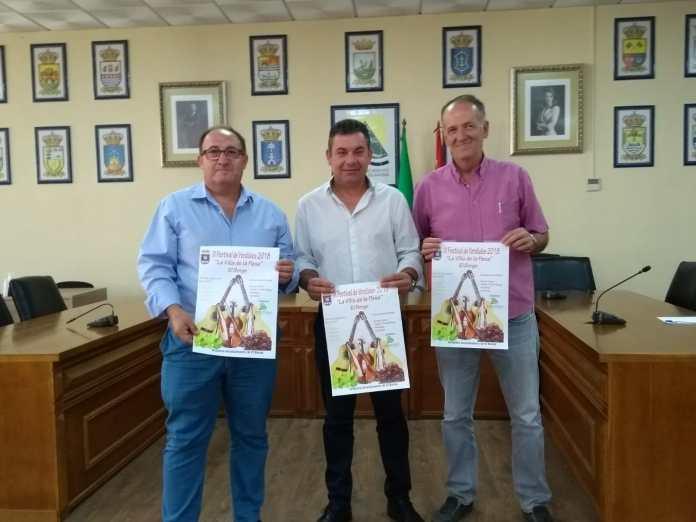 El evento ha sido presentado en la Mancomunidad de Municipios de la Costa del Sol Axarquía por el presidente del ente, Gregorio Campos, el vocal de Turismo, Juan Peñas, y el alcalde de El Borge, Salvador Fernández.