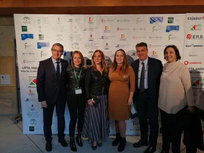 Dos iniciativas de emprendedoras malagueñas, galardonadas en los Premios Coraje de los Autónomos Andaluces