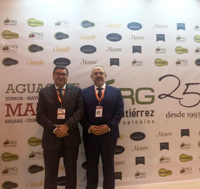 Vélez-Málaga y la Axarquía, referentes del sector subtropical internacional