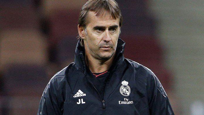 La junta directiva del Real Madrid presidida por Florentino Pérez se reunió en la tarde del lunes en el estadio Santiago Bernabéu, tras la goleada encajada en el clásico del Camp Nou, y a la conclusión difundió un comunicado para explicar las razones del cambio en el banquillo para