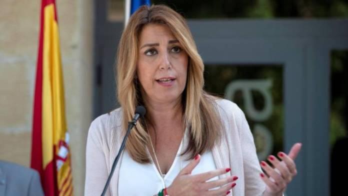 Susana Díaz anuncia Elecciones en Andalucía el día 2 de diciembre