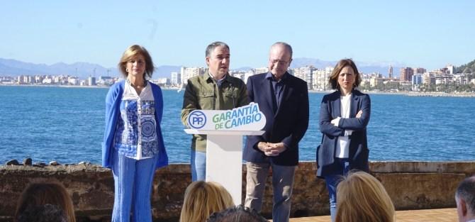 El PP anuncia 100.000 empleos en la provincia de Málaga vinculados a grandes infraestructuras