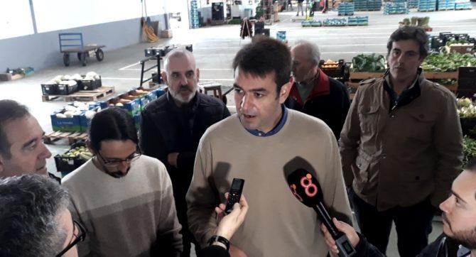 """Joaquín Bellido (AxSí): """"El cambio del modelo productivo que propone Andalucía Por Sí vendrá de la mano de la Banca Social Andaluza y la Universidad"""""""