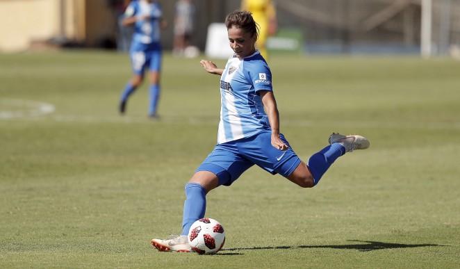 La malaguista habló del próximo rival del cuadro blanquiazul, el Levante UD Femenino, donde jugó durante tres años: