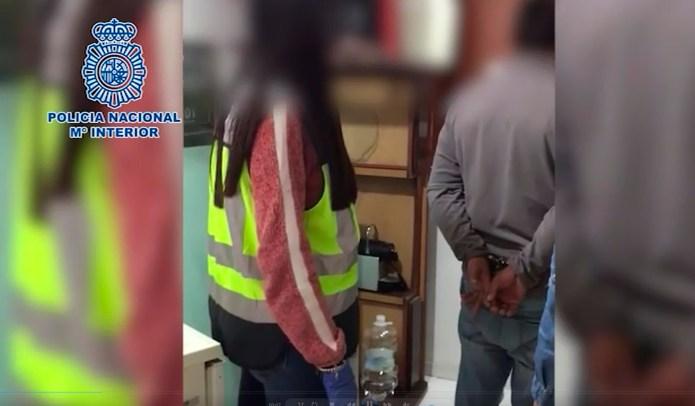 La Policía Nacional detiene a un individuo por abusar sexualmente de una menor en Marbella
