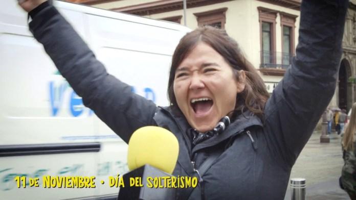 """CORREOS proclama el 11 de noviembre como el """"Día del Solterismo"""" en España"""