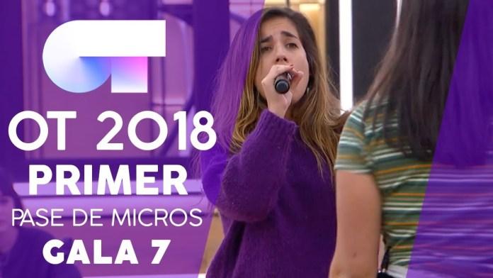 Marta Sánchez 'Sango' cantará por Beyoncé junto a Julia en la Gala 7 de Operación Triunfo