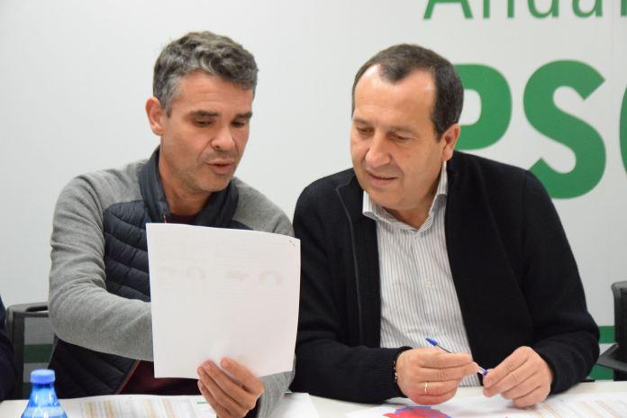 """Ruiz Espejo reivindica el papel del PSOE y hace un llamamiento al resto de partidos para """"no poner a Andalucía en manos de la extrema derecha"""""""