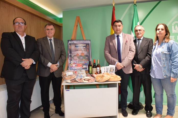 Colmenar resalta la excelencia de sus productos en la XIX Fiesta del Mosto y la Chacina que celebra el domingo