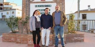 El concejal del Grupo Municipal Andalucista de Alcaucín, José Manuel Martín Calderón, será el portavoz de la formación política.
