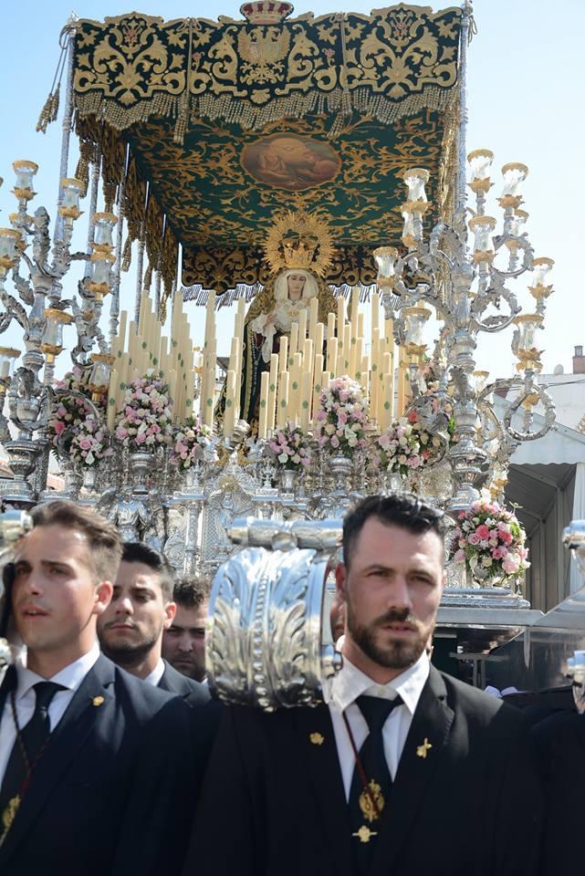 Solemne Triduo a María Santísima de La Esperanza de Vélez-Málaga