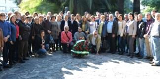 Los y las socialistas recuerdan en el 93º aniversario del fallecimiento de Pablo Iglesias Posse que seguirán trabajando para avanzar en la justicia social y en la erradicación de las desigualdades.