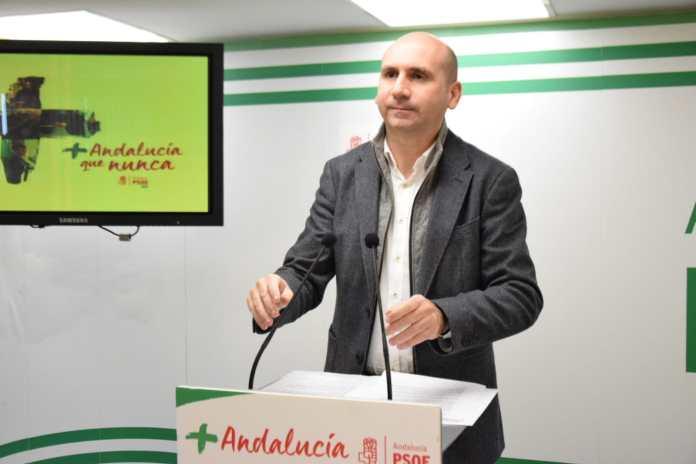 El PSOE-A pregunta a Ciudadanos si está dispuesto a desproteger a las mujeres en Andalucía tal y como le exige la extrema derecha de Vox