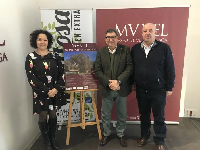 Vélez-Málaga rinde homenaje al aceite en su apuesta por potenciar el patrimonio cultural y gastronómico de la comarca