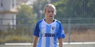 La jugadora del Cadete del Málaga CF Femenino acudirá el próximo lunes 7 de enero a la Ciudad del Fútbol para una serie de entrenamientos. Estará concentrada con 'La Roja' hasta el próximo día 9.