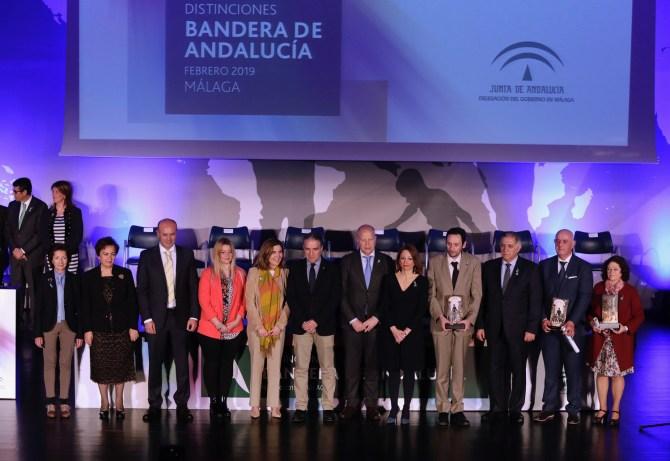 La Asociación Española de Tropicales, nacida en Vélez-Málaga, galardonada el Día de Andalucía en Málaga