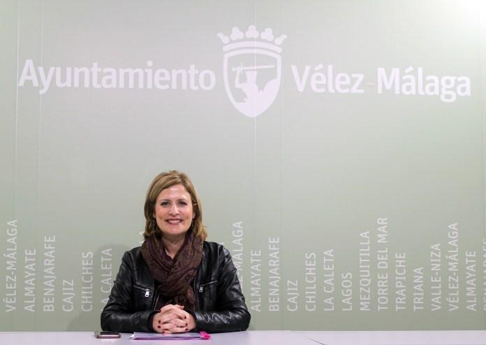 La concejala de Agricultura y Pesca, María Santana.
