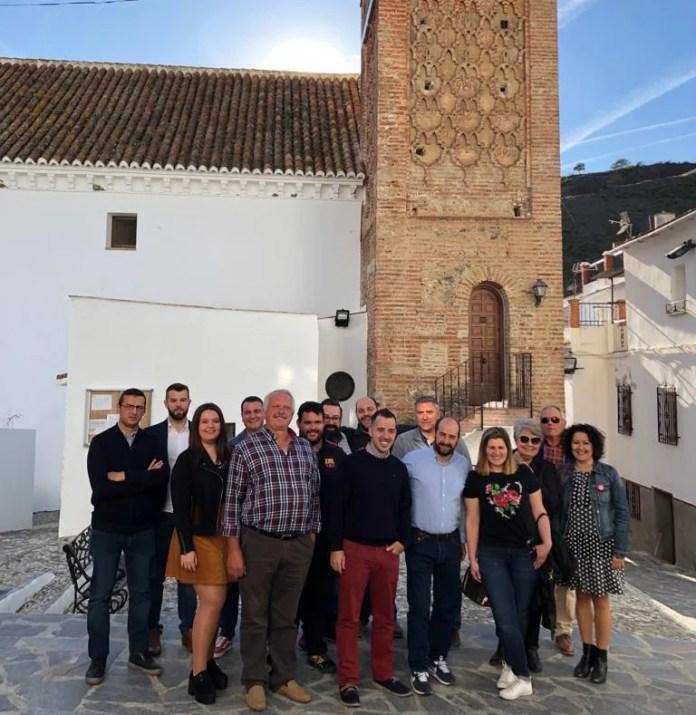 El PSOE vuelve a constituir tras 25 años su agrupación en el municipio de Árchez