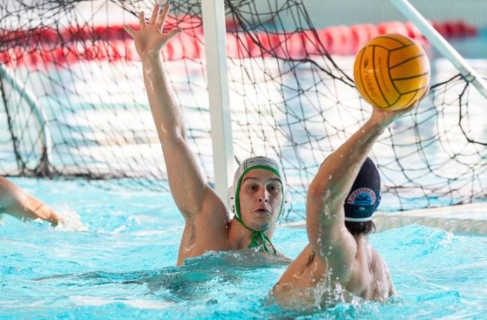 El Club Deportivo Waterpolo Málaga cae en la piscina del CN Montjuïc (8-7