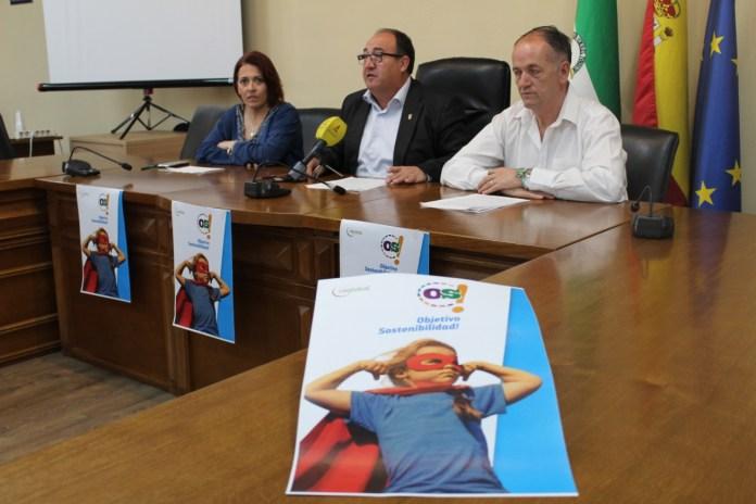 La Mancomunidad expone las experiencias de los alumnos axárquicos con el proyecto 'Objetivo Sostenibilidad' en el encuentro nacional del Puerto de Santa María