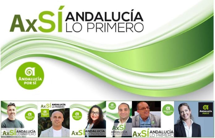 Andalucía Por Sí (AxSí) quiere defender en el Congreso el desarrollo sostenible de los sectores económicos andaluces