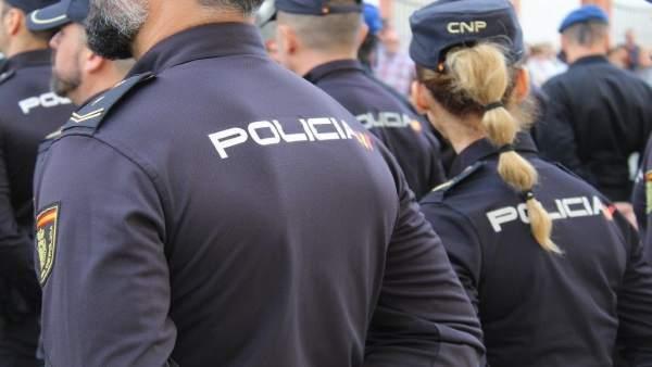 Detenido en Marbella un tironero de 21 años por la comisión de tres asaltos a mujeres