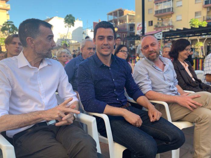 """Maíllo apuesta por """"ayuntamientos fuertes que protejan a los suyos"""" frente a los que """"privatizan hasta el aire"""", como el de Fuengirola"""