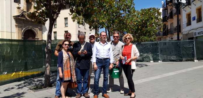 Unidas por Vélez-Málaga presenta sus propuestas electorales para hacer frente a los retos ambientales del municipio
