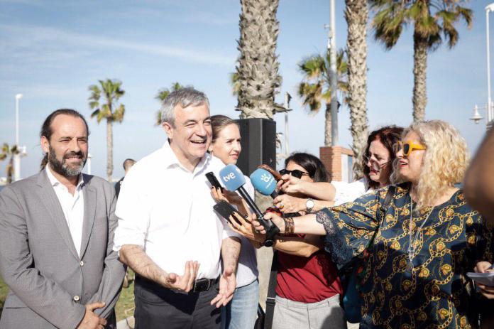 El vicepresidente de los liberales europeos Luis Garicano.