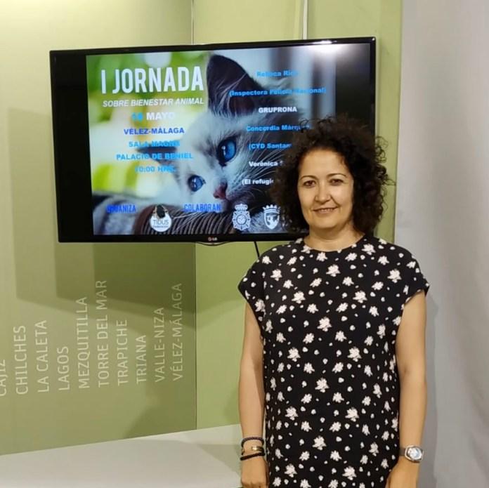 La concejala de Participación Ciudadana, Cynthia García, informó de los detalles de esta iniciativa que tendrá lugar el sábado 18 de mayo en la Sala Magna del Palacio de Beniel.