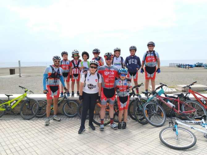 Buen fin de semana deportivo para la Escuela de Ciclismo de Torre del Mar y Vélez-Málaga