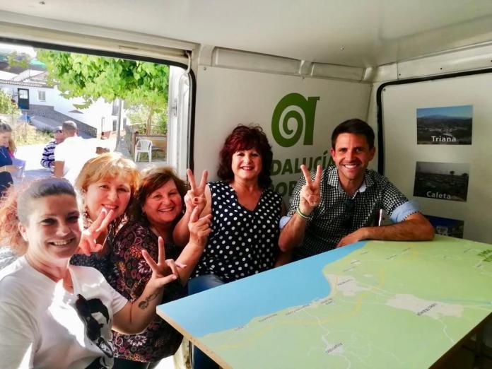 Andalucía Por Sí creará consejos vecinales para conocer de primera mano las demandas de los ciudadanos y darles la mejor respuesta
