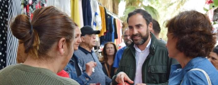 El PSOE insta al resto de fuerzas a decidir si va a contar con la extrema derecha de Vox en el Ayuntamiento de Málaga