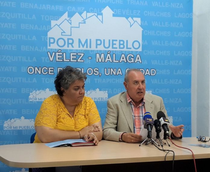 Por Mi Pueblo presenta 'Vivir el centro', un programa cultural para impulsar y dinamizar el centro histórico de Vélez-Málaga