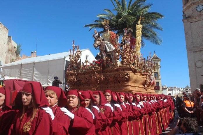 El Pregón de Semana Santa de Vélez-Málaga se suspende