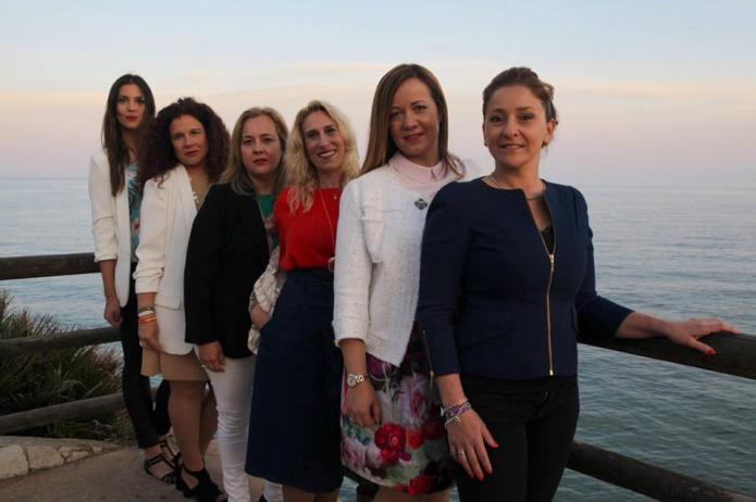 Las mujeres de VOX en Rincón de la Victoria