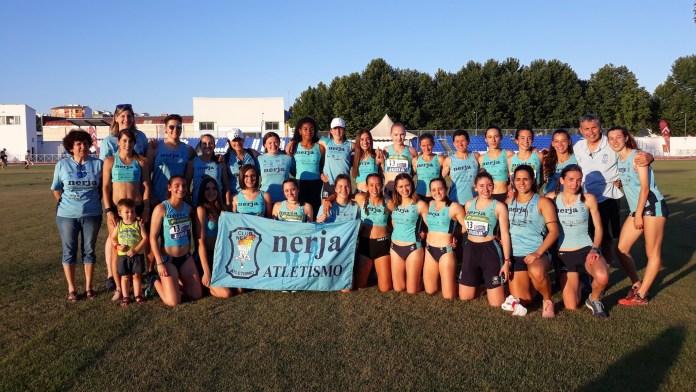 El Cueva de Nerja-Uma femenino a la Final de División de Honor y el masculino a evitar el descenso
