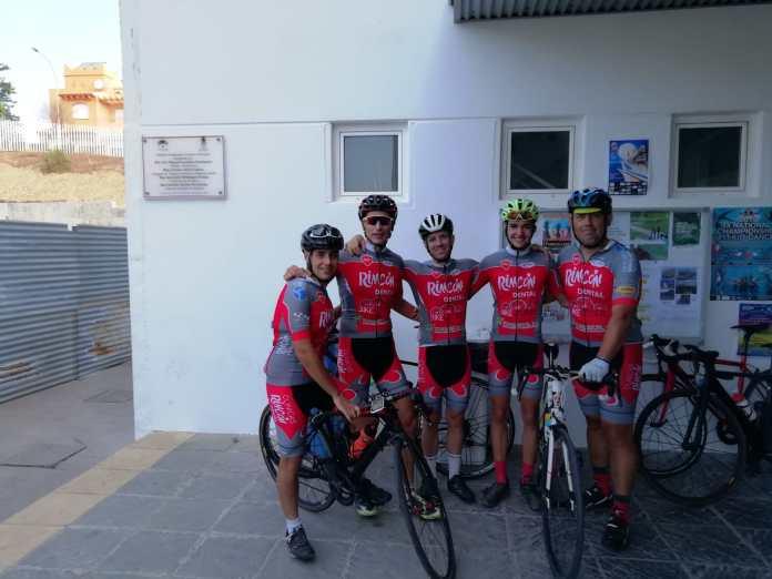 Rincón Sport Team participa en la 'II Subida al Mirador de Vallejos'