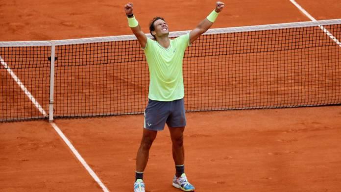 El balear derrotó a Dominic Thiem en la final por segundo año consecutivo. / Agencias.