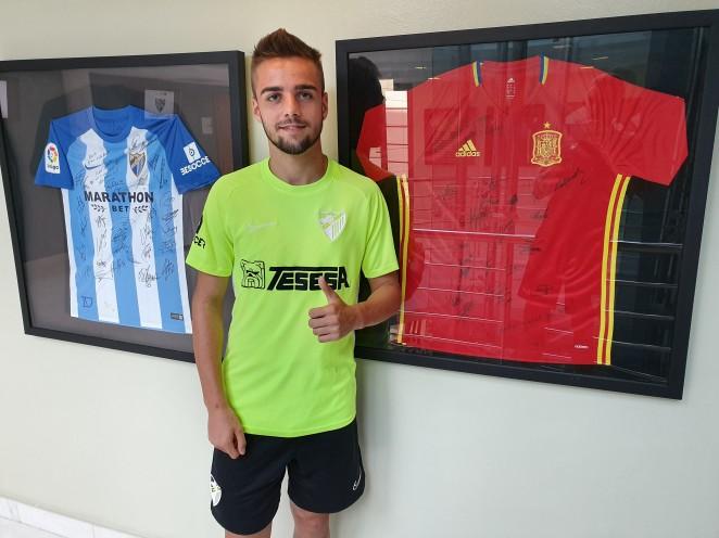 Ismael Casas, convocado por España Sub-20