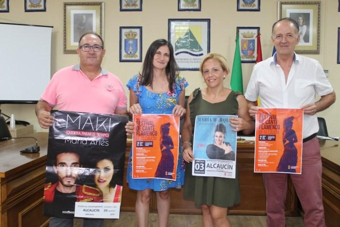 Este viernes arranca la Feria de Alcaucín con la XXXIII edición del Festival de Cante Flamenco de Alcaucín