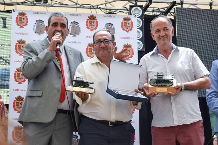 Sedella premia a la Mancomunidad Axarquía Costa del Sol por la promoción turística de los pueblos de interior