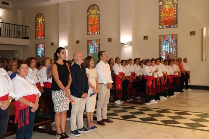 Procesión de Santiago Apóstol, patrón de El Morche
