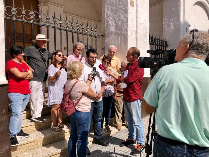 Adelante Andalucía presenta iniciativas para recuperar y dar valor al patrimonio cultural e histórico de Vélez-Málaga