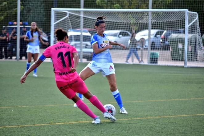 El Málaga Femenino cosecha un punto ante el Alhama (0-0)