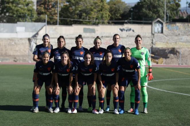 El Málaga CF Femenino hace un buen partido, pero no puede con el Granada (2-0)