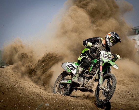 Recomendaciones de seguridad para motocross