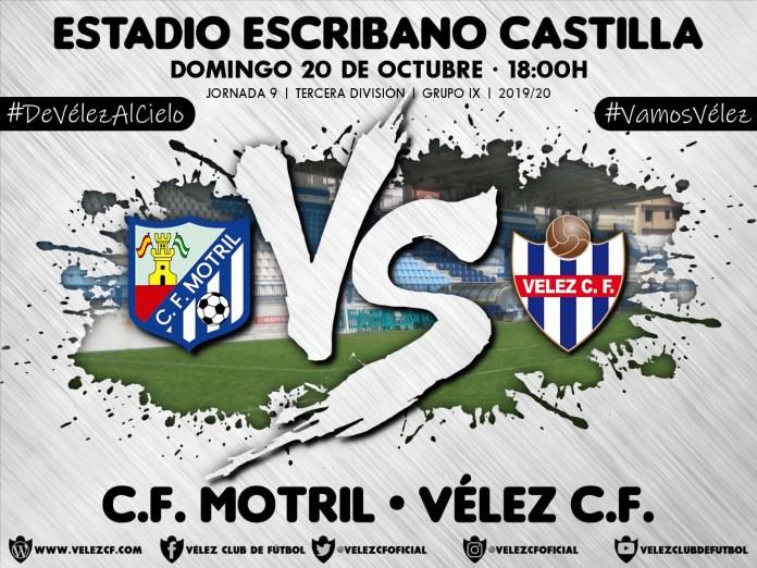 El Vélez C.F. se enfrentará al clásico ante C.F. Motril con Gobantes como nuevo entrenador