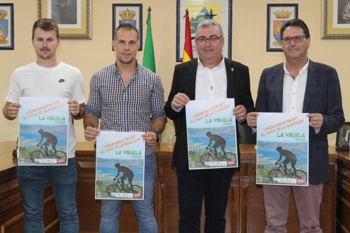 """La Viñuela acoge este sábado la I Media Maratón BTT """"El oasis de la Axarquía"""""""