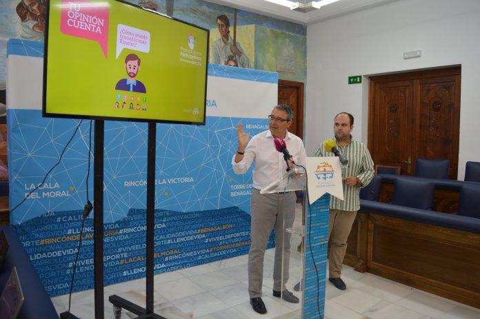 Rincón de la Victoria destinará 885.300 euros a proyectos elegidos por los ciudadanos en los presupuestos participativos